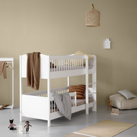 SEASIDE LILLE+ LOW BUNK BED