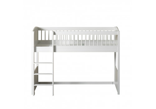 Oliver Furniture SEASIDE LILLE+ LOW LOFT BED