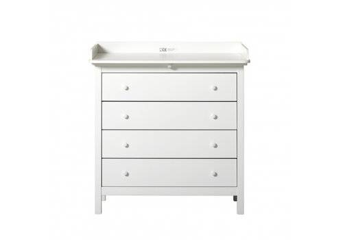 Oliver Furniture SEASIDE NURSERY DRESSER WITH 4 DRAWERS
