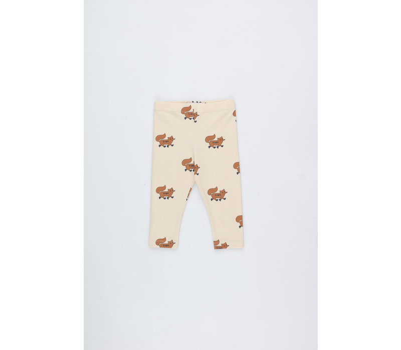 Foxes Pant cream/brown