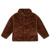 Repose AMS Boxy Collar Coat Warm Chestnut