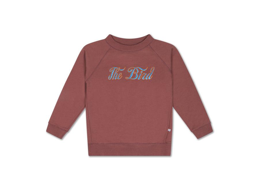 Classic Sweater Washed Brick