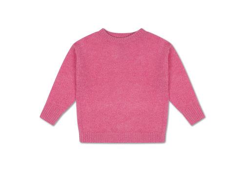 Repose AMS Knit Boxy Sweater Glory Pink