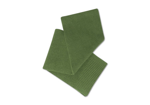 Repose AMS Knit Scarf Small Hunter Green