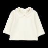 1 + More in the Family Colette blouse Ecru
