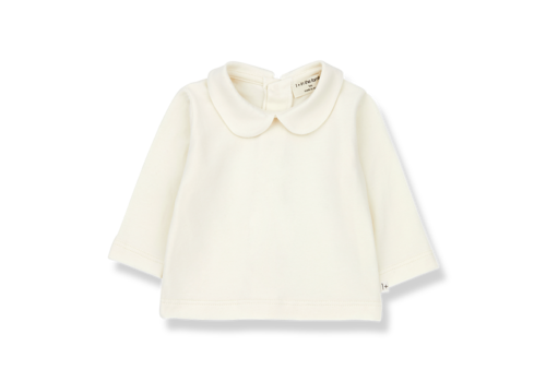 1 + More in the Family Colette blouse Ecru