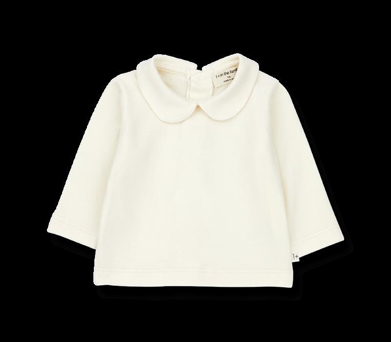 Colette blouse Ecru