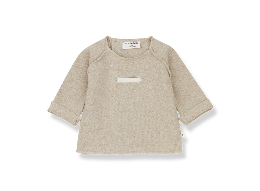 Emmanuel sweater Cream