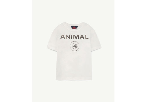 The Animals Observatory Rooster T-Shirt White Animal