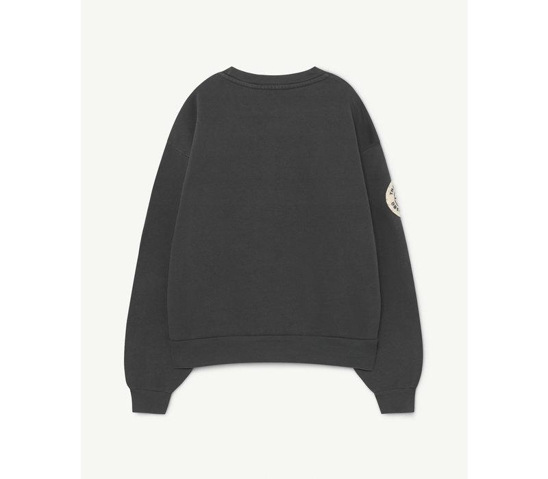 Bear Sweatshirt Blue Tao