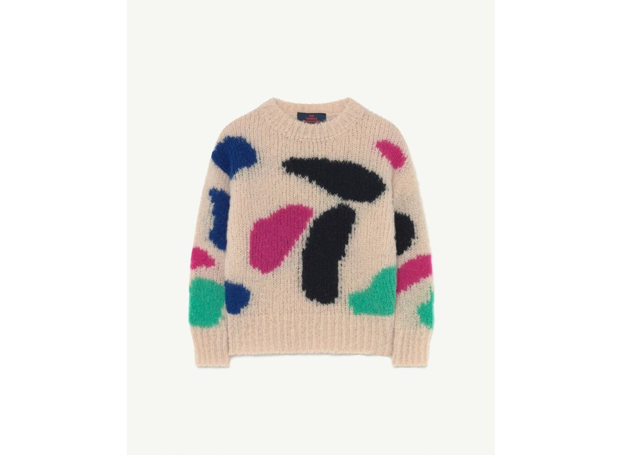 Arty Bull Sweater Beig