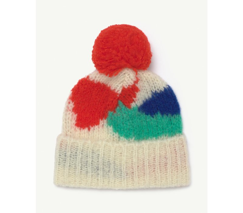 Arty Pony Hat Red
