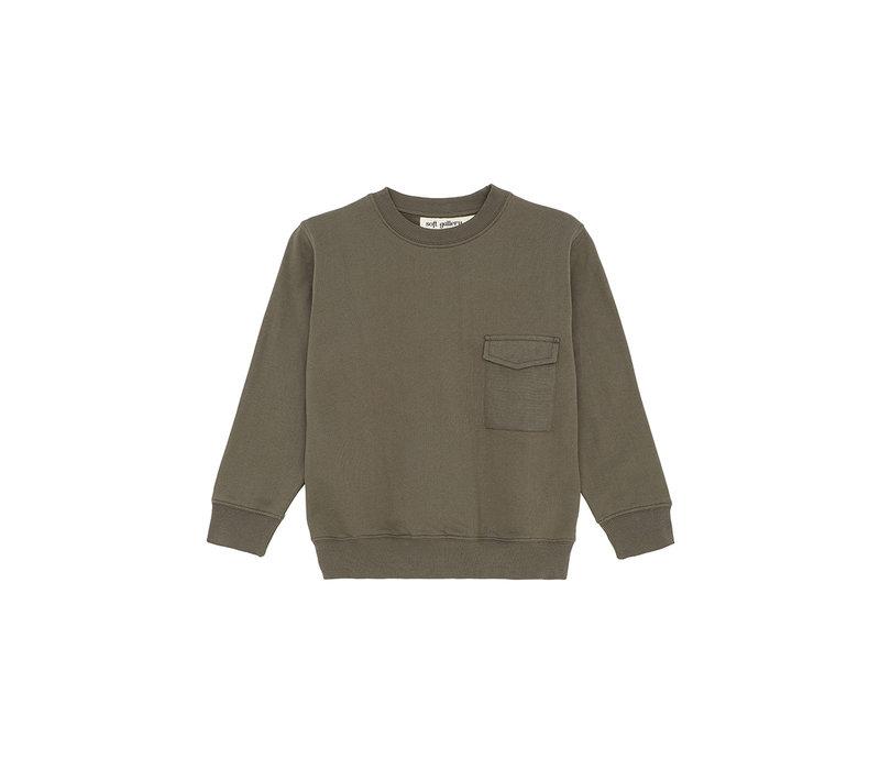 Baptiste Sweatshirt Olive Night