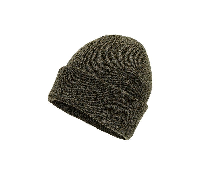 Gazz Hat Ivy Green, AOP Leospot M