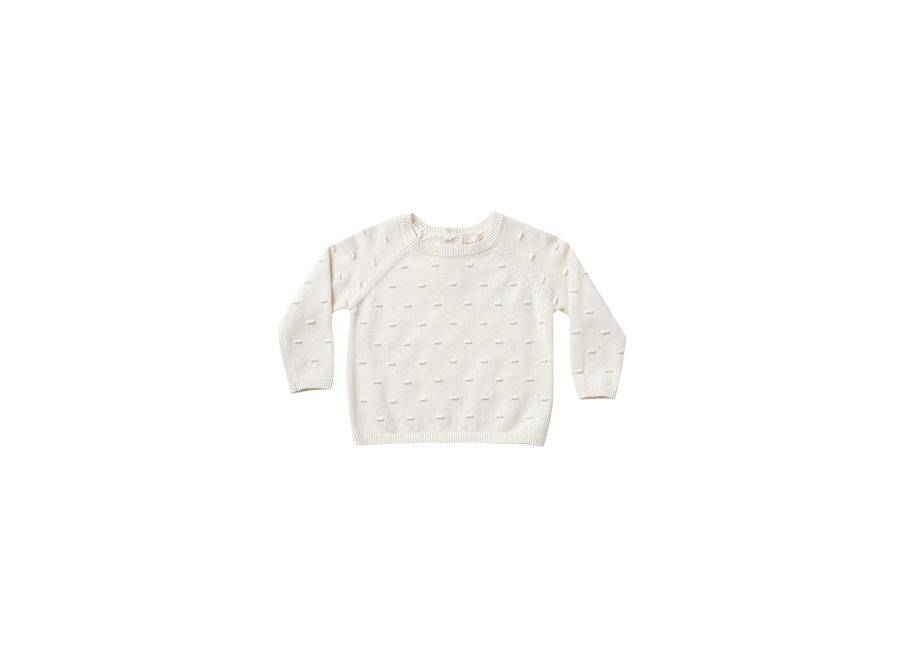 Bailey Knit Sweater Ivory