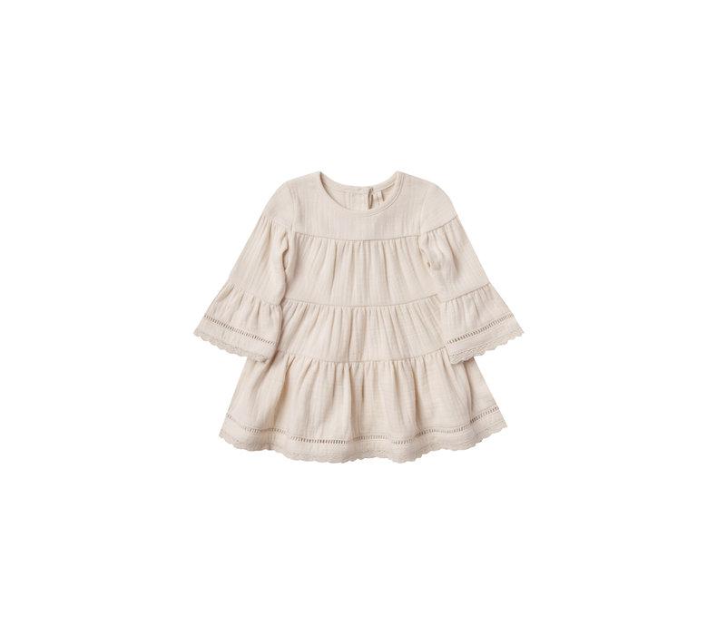 Belle Dress Pebble
