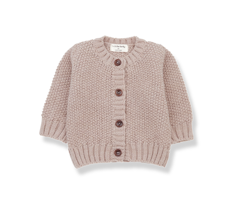 Furka jacket Rose