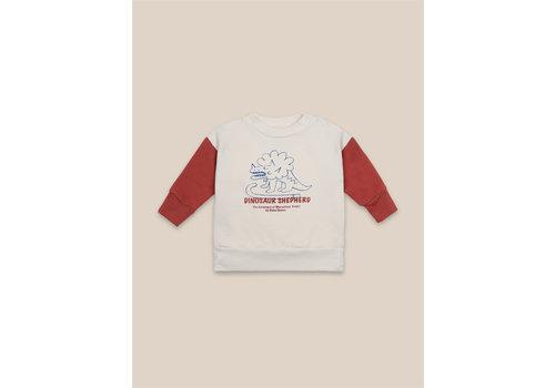BOBO CHOSES Dino Sweatshirt Pristine