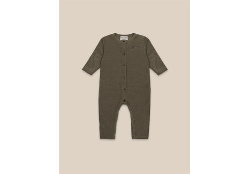 BOBO CHOSES Translator Terry Towel  Overall Olive Branch