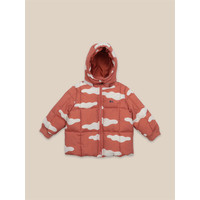 Clouds All Over Anorak Ketchup