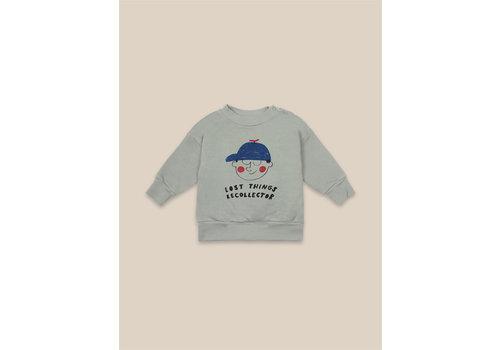 BOBO CHOSES Boy Sweatshirt Desert Sagei