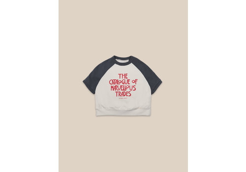 BOBO CHOSES Catalogue Of Marvellous Trades Sweatshirt Pristine