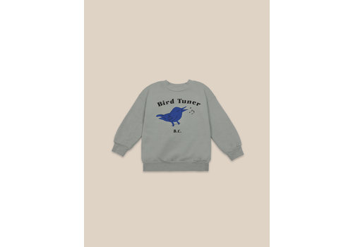 BOBO CHOSES Bird Tuner Sweatshirt Desert Sagei