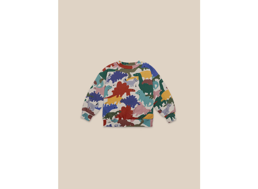 Dinos All Over Sweatshirt Pristine