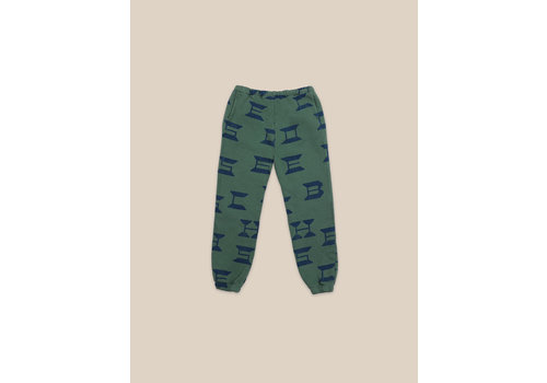 BOBO CHOSES Bobo Choses All Over Jogging Pants Greener Pastures
