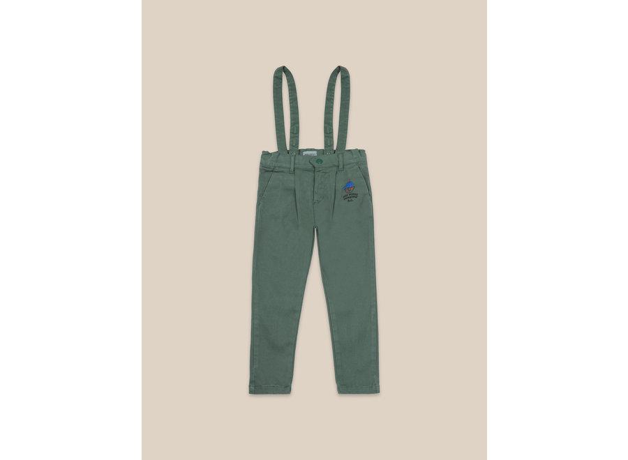 Boy Patch Braces Pants Greener Pastures