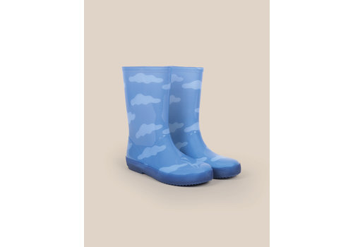 BOBO CHOSES Clouds All Over Boots Forever Blue