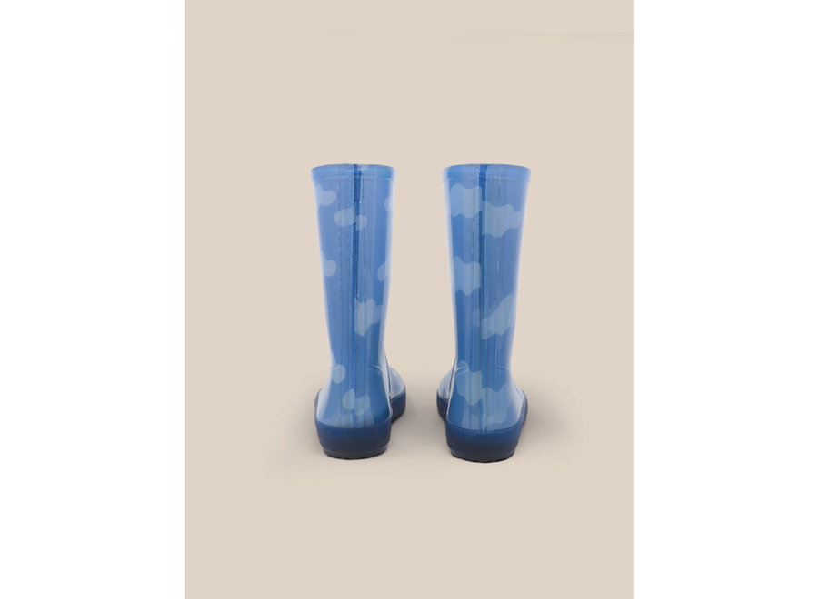 Clouds All Over Boots Forever Blue