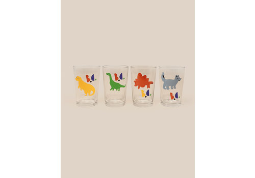 BOBO CHOSES Dino Glass Pack NONE