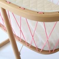 KUMI Crib Mesh / Pink