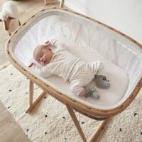 KUMI Crib Mesh / Hazelnut