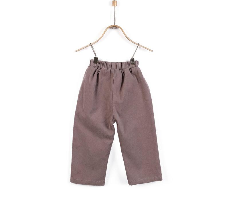 Co Trousers Dusty Beige