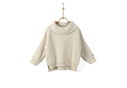 Donsje Yara Sweater Lily White