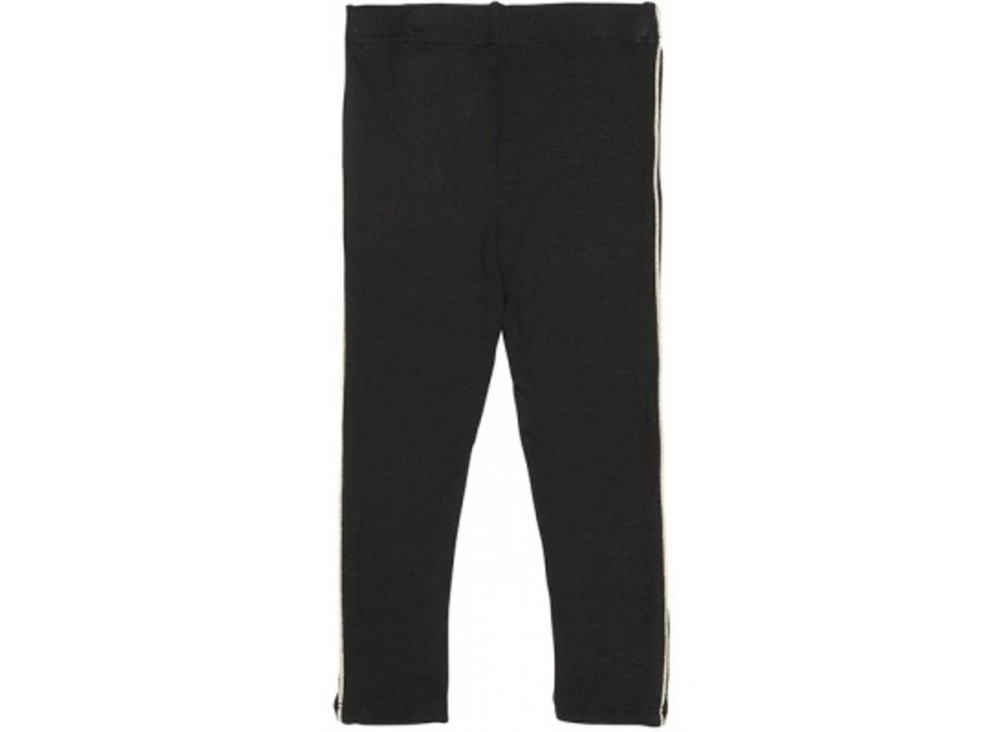 Baby Paula Leggings Jet Black