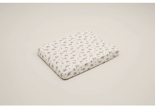 Garbo & Friends Bluebell Muslin Changing Mat Cover
