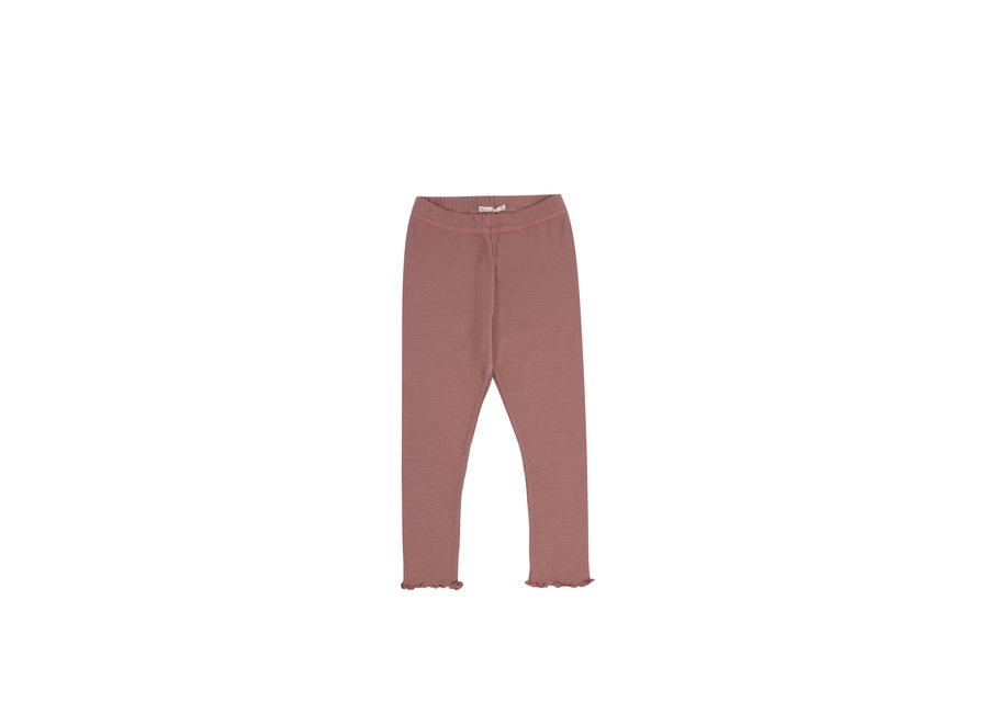 BETSY LEGGING ROSE TAUPE