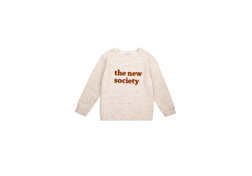 The New Society THE NEW SOCIETY SWEATER NATURAL