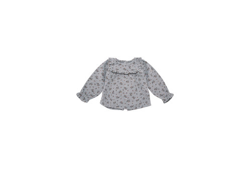 The New Society SARAH BLOUSE BABY THE NEW SOCIETY CREW BABY SWEATER