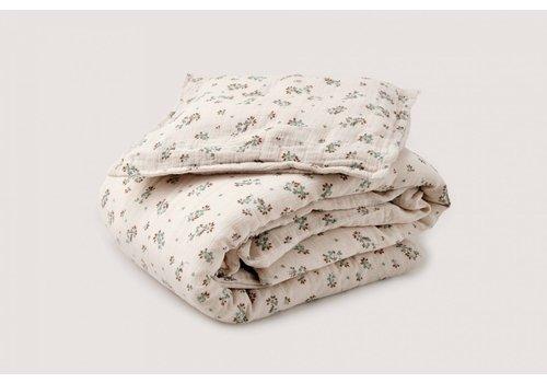 Garbo & Friends Clover Muslin Junior Bed Set
