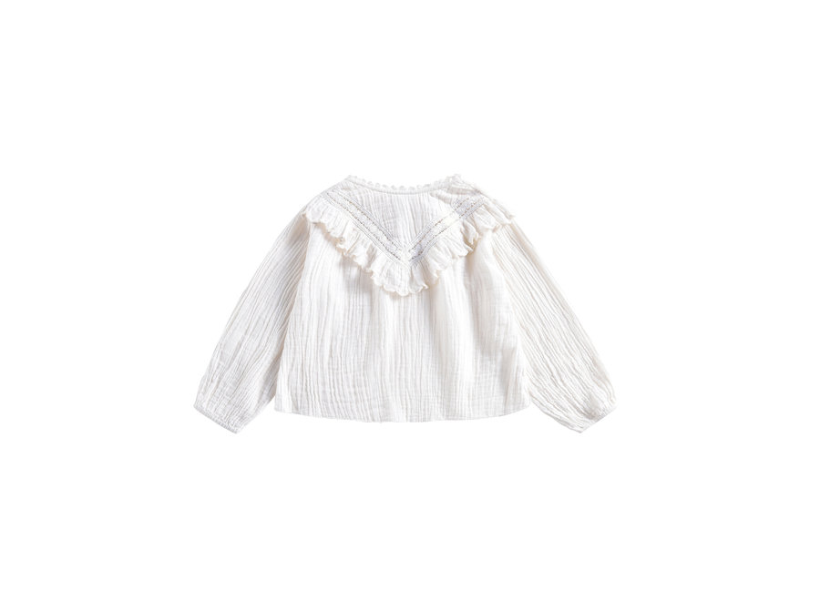 Blouse Arilal Off-White