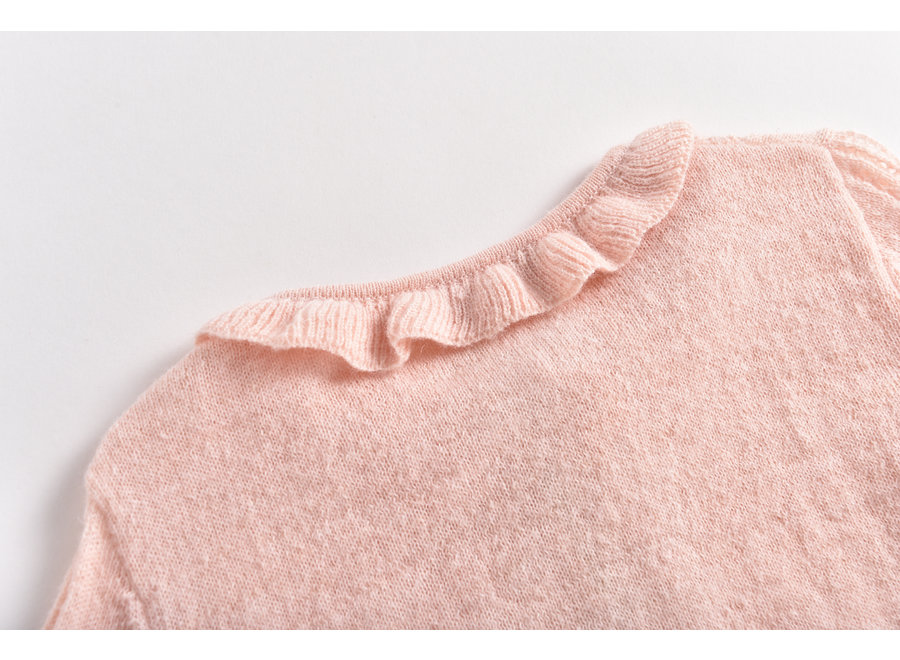 Cardigan Pehma Blush