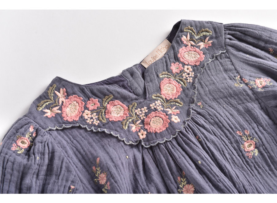 Dress Ines Storm Flowers