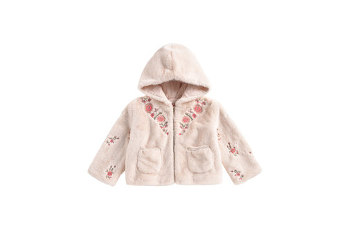 Louise Misha Jacket Jovica Cream