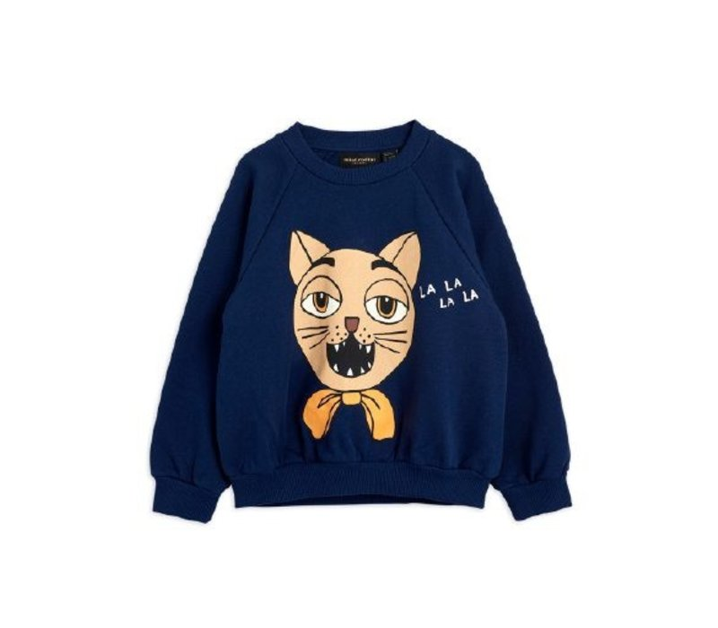 Cat choir sp sweatshirt Navy