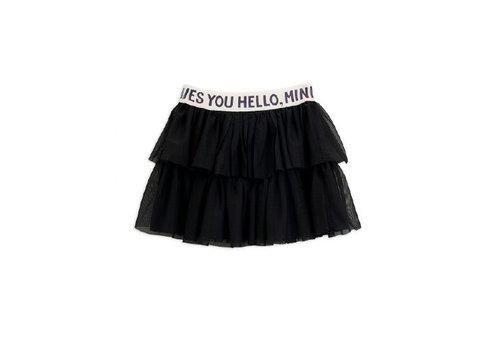 Mini Rodini Tulle skirt Black