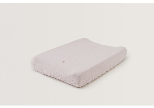 Garbo & Friends Calamine Muslin Changing Mat Cover